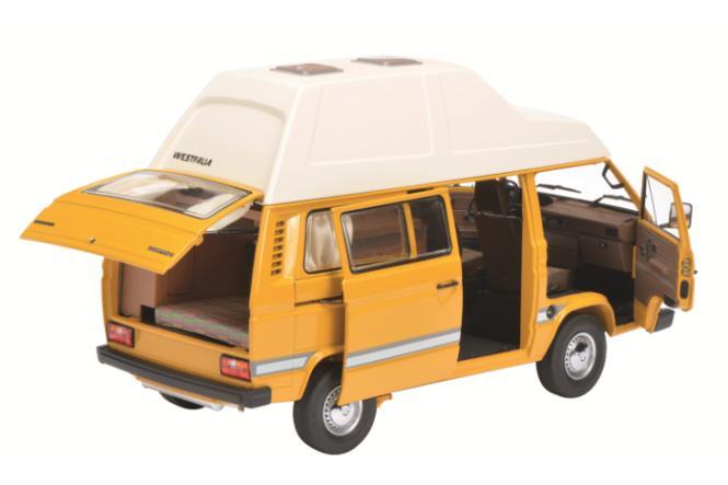 ds automodelle modellbauvertrieb schuco vw t3 joker 1 18. Black Bedroom Furniture Sets. Home Design Ideas