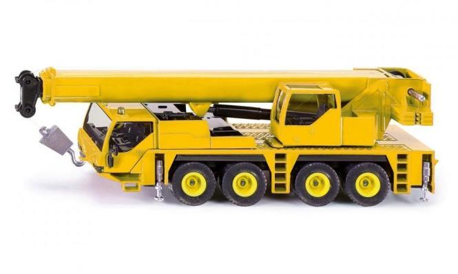 Siku 1:55 Kranwagen 4achs gelb