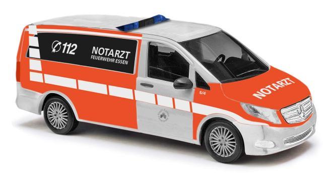 Busch Mercedes V Notarzt FW Essen 51166