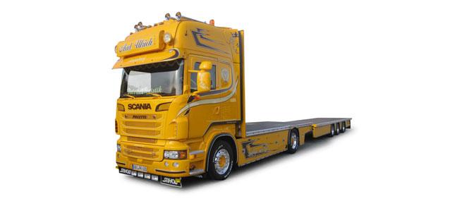 Tekno Trucks Scania R Topl Palettenzug Axel Ulrich Lupal Ebay