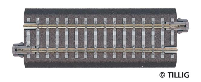 Tillig B-Gleisstück G2 83 mm