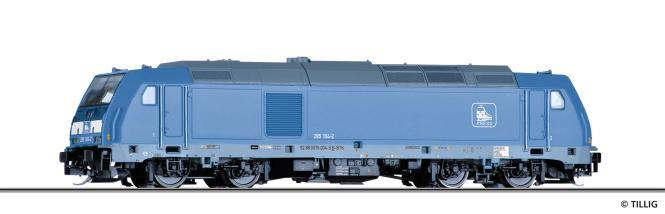 Tillig Diesellokomotive 285 Pressnitztalbahn Ep. VI