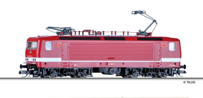 Tillig Elektrolokomotive 143 352-3 DB AG, Ep. V 04340