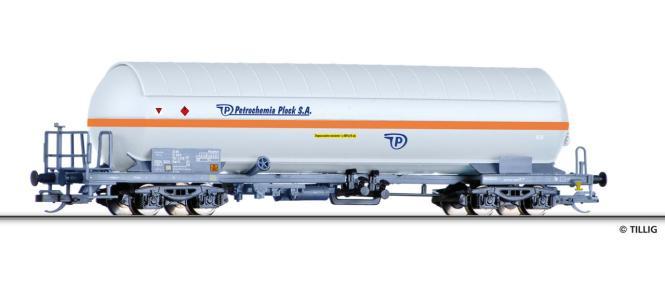 Tillig Gaskesselwagen, PKP, Ep.V 15031