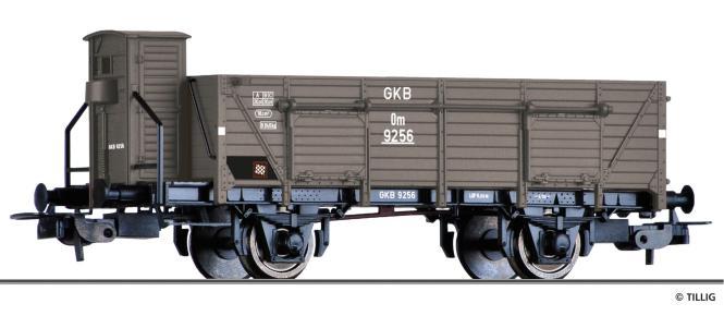Tillig Offener Güterwagen Om Graz-Köflcher-Bahn, Ep. III 76727