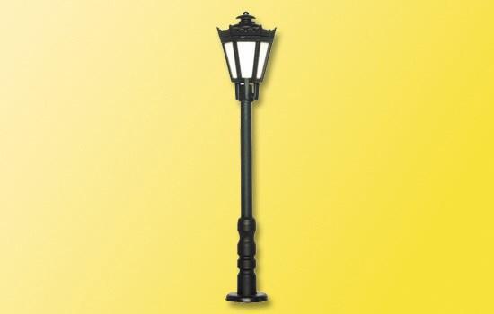 Viessmann H0 Bausatz Parklaterne, LED warmweiß 6720