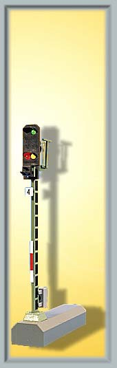 Viessmann H0 Hobby-Licht-Einfahrsignal