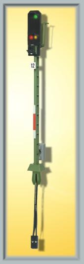Viessmann H0 Licht-Einfahrsignal mit Multiplex Technolo