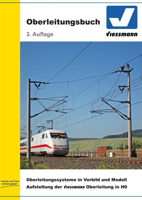 Viessmann H0 Oberleitungsbuch 4190