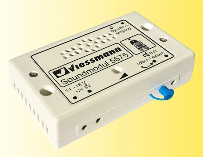 Viessmann Soundmodul Drehorgel