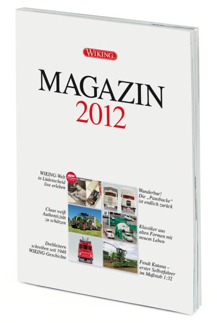 Wiking Buch Magazin 2012
