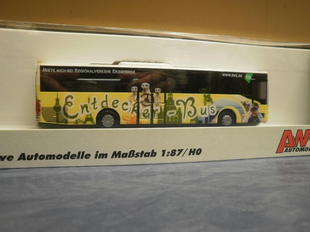 Rietze Stadtbus Citaro MB O 530 Airport N'berg Marché