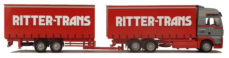 AWM LKW MAN TG-X XLX Ga-KHZ Ritter Trans