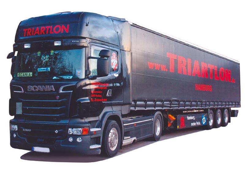 AWM LKW Scania R Topl.//Aerop Tiefbett-Ga-KSZ FTG 8492.42