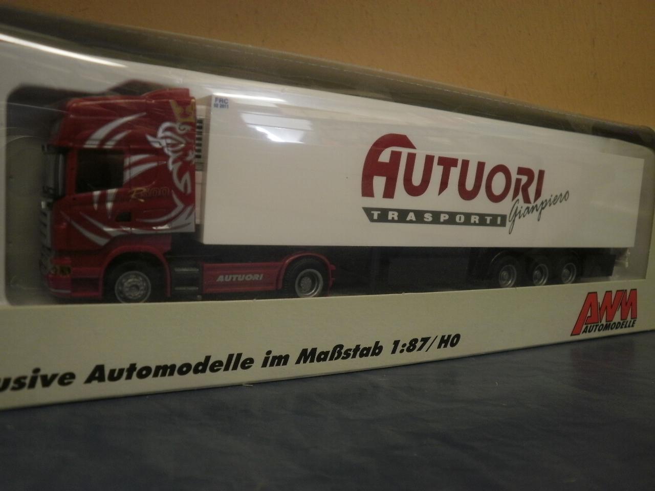 Auto- & Verkehrsmodelle Kühlaggregat Carrier 2 Stück 1:87