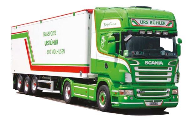 AWM LKW Scania R Topl.//Aerop Kippsilo-SZ Urs Bühler