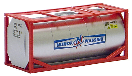 AWM SZ 20 ft.Tank-Container Indulor