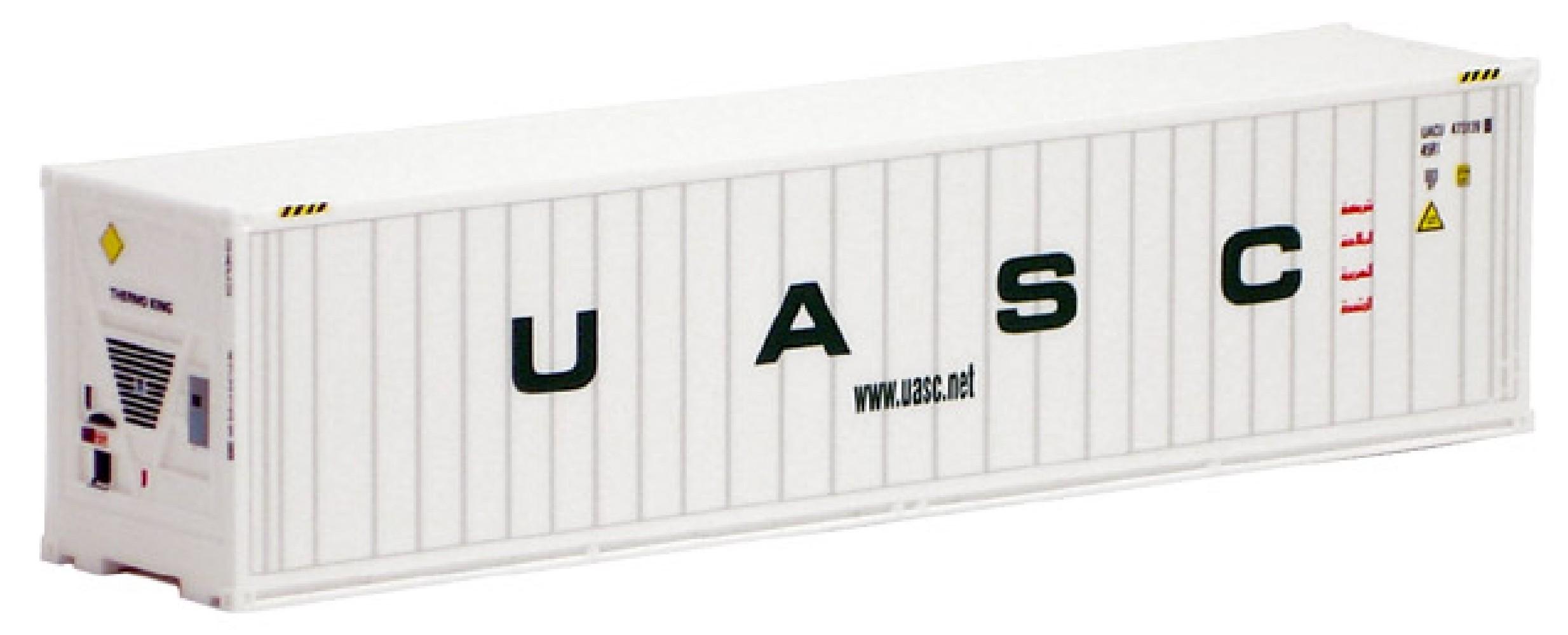 Awm SZ 40 ft highcube contenedores MSC