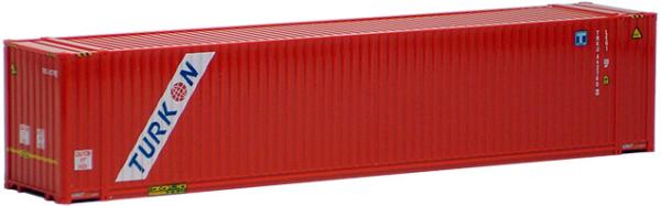 AWM SZ 40/' Cont-SZ Containerauflieger rot
