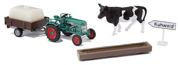Busch Traktor Kramer KL 11