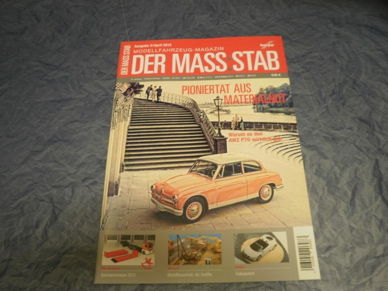Herpa Der MASSTAB Das Modellfahrzeug-Magazin 01//2010