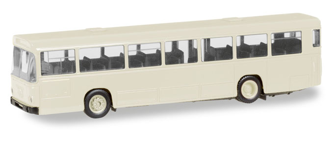 Herpa Minikit Stadtbus MAN SÜ 240 elfenbein 013246