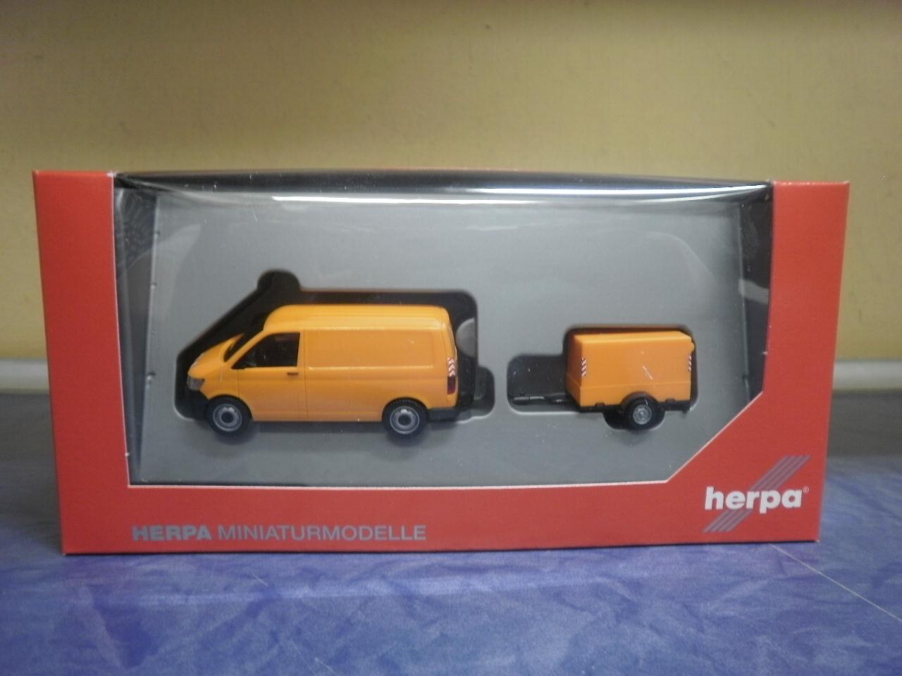 Ds Automodelle Modellbauvertrieb Herpa Vw T6 Kasten Mit Planen