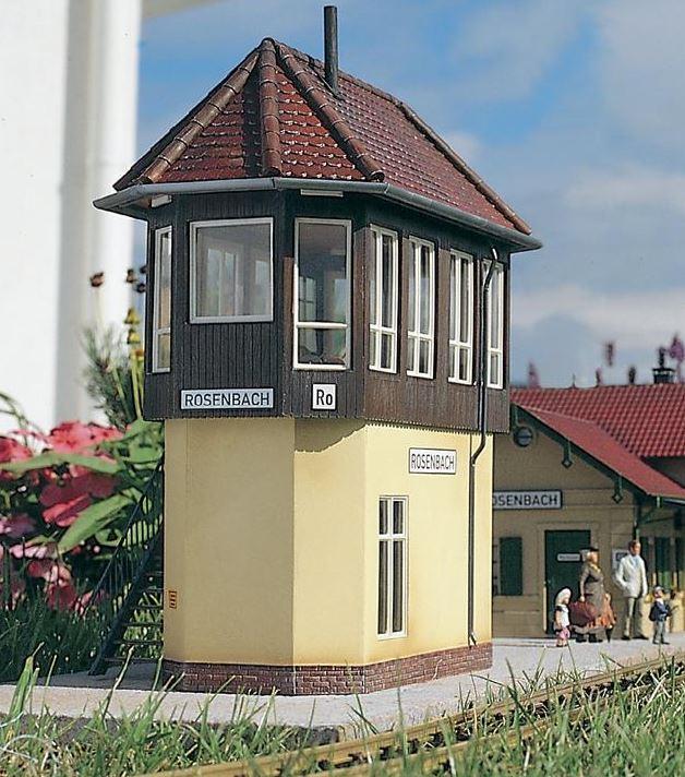 Ds Automodelle Modellbauvertrieb Piko G Gartenbahn Stellwerk