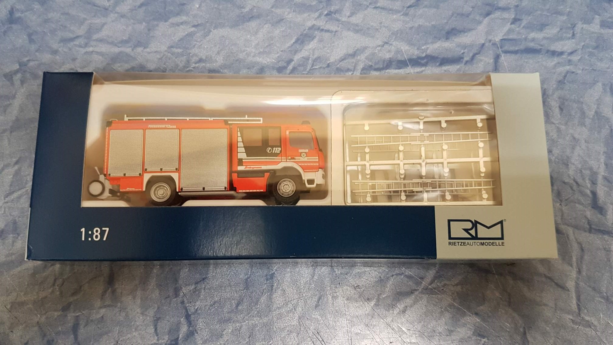 Rietze MB Atego Schlingmann HLF 20 BF Freiburg 68262