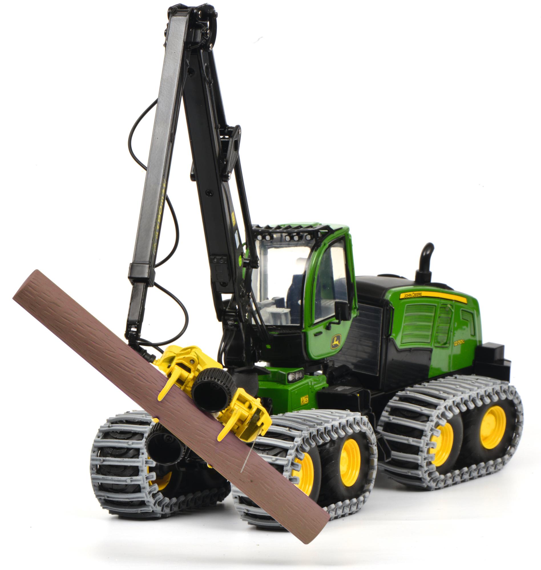 Schuco 1:32 Traktor John Deere 1270G 8W 450776000