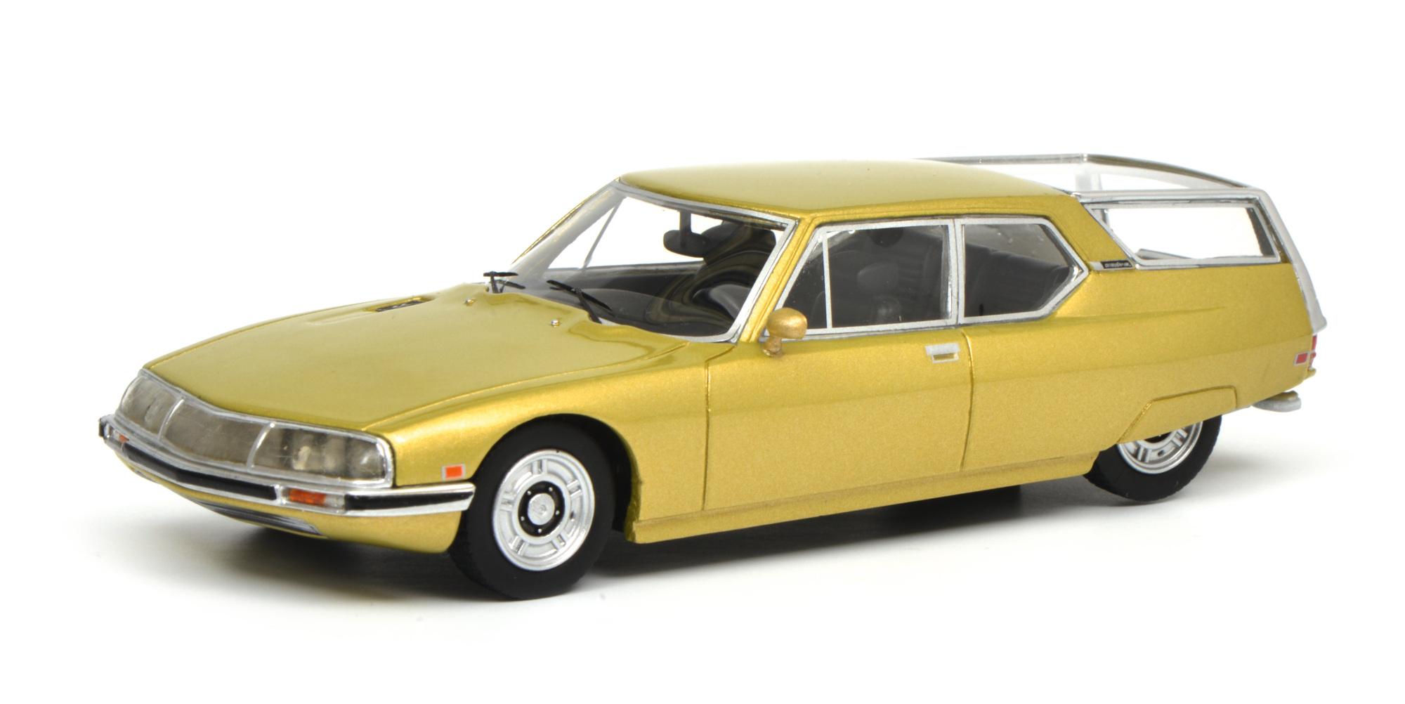 ds automodelle modellbauvertrieb schuco 1 43 citroen sm. Black Bedroom Furniture Sets. Home Design Ideas