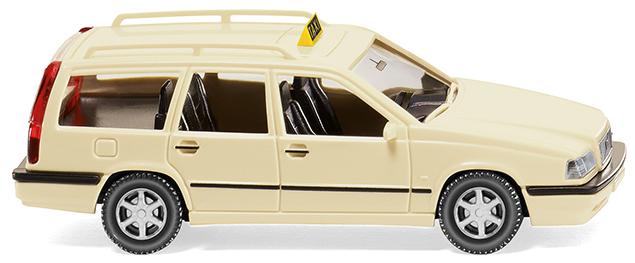 ds automodelle modellbauvertrieb wiking pkw volvo 850 kombi taxi 080012 online kaufen. Black Bedroom Furniture Sets. Home Design Ideas